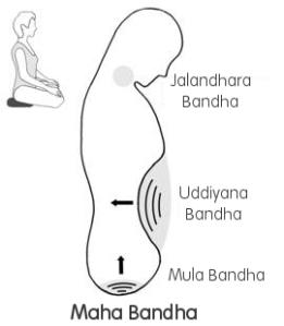 Maha-Bandha Yoga Italia Arely Torres Jala Bandha Mula Bandha Uddiyana Bandha